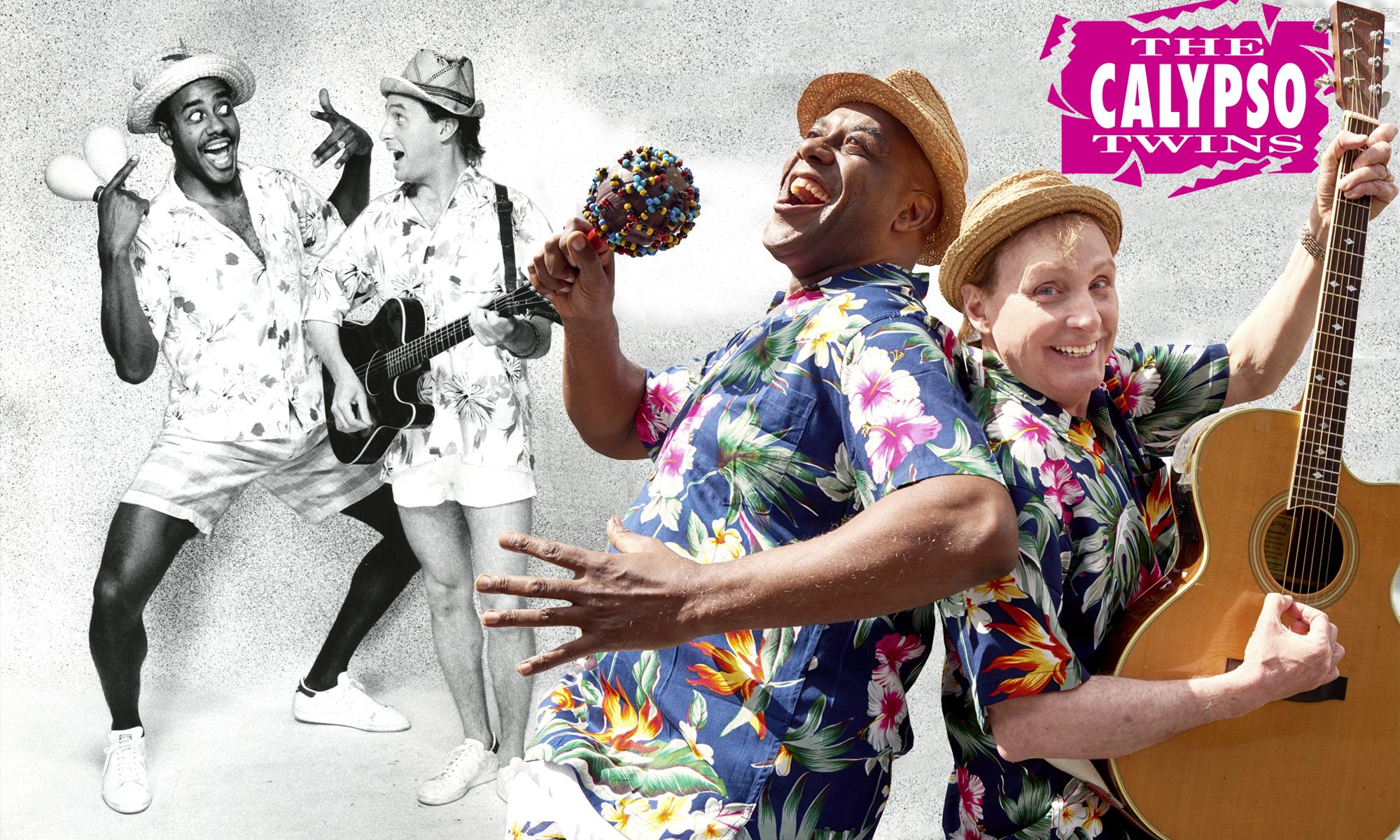 1989 - 2019 - 30 years of The Calypso Twins